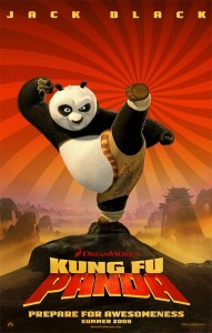 Poster: Kung Fu Panda (2008)