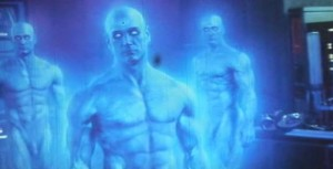 Still: Watchmen (2009) - Dr Manhattan