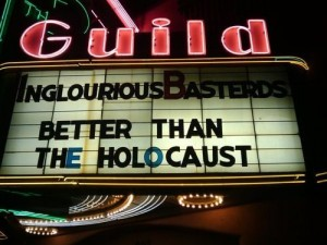 Basterds Marquee