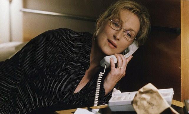 Meryl Streep Asian Shooting Movie 94
